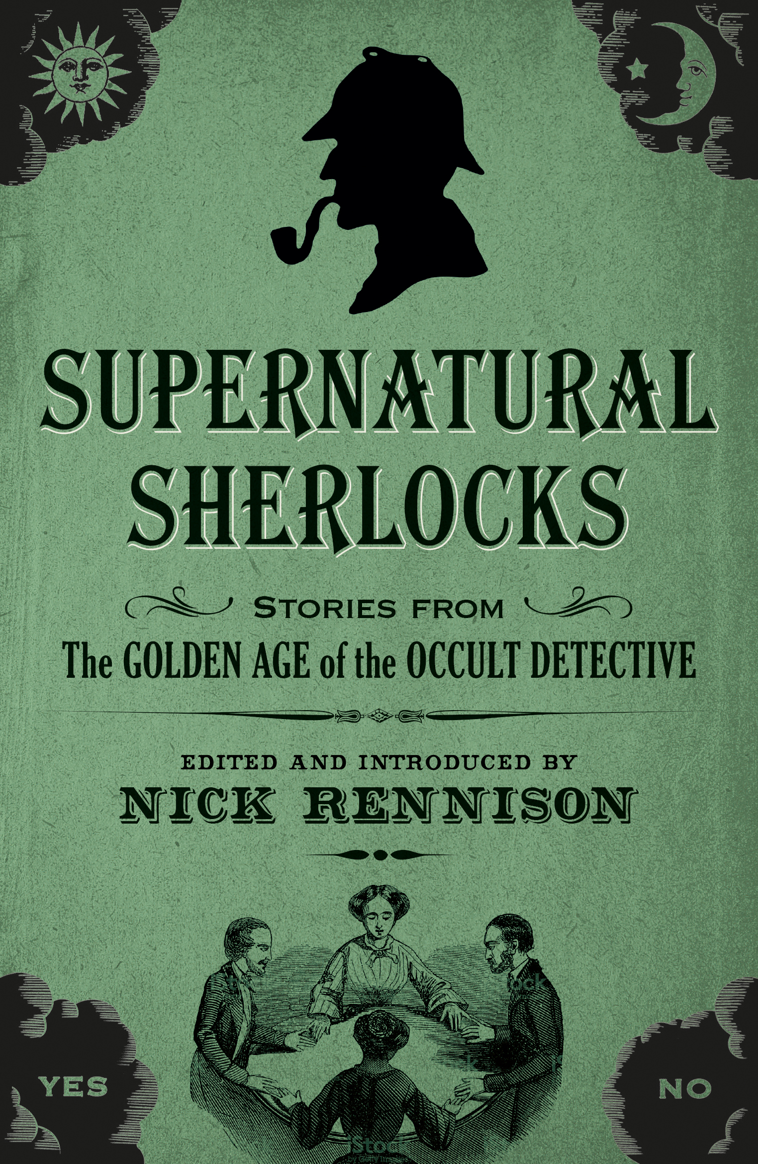 Supernatural Sherlocks - No Exit Press